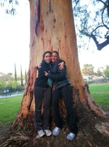 Dina and Aviva Brandeis