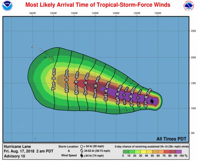 Lane National Hurricane Center 1