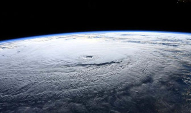 Nasa Hurricane Lane